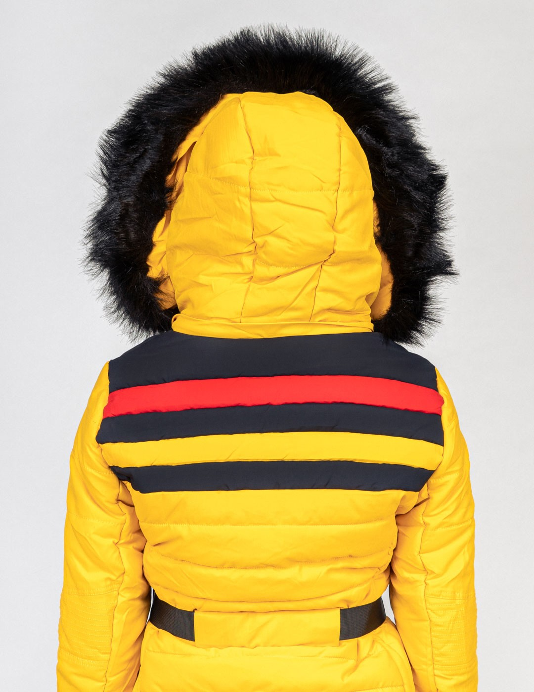VAL THORENS Jacket Yellow